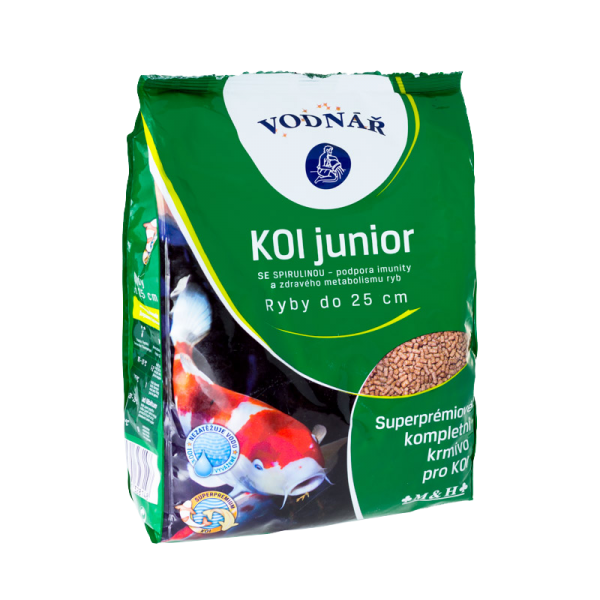 Корм для карпа КОІ Junior 0,5 кг