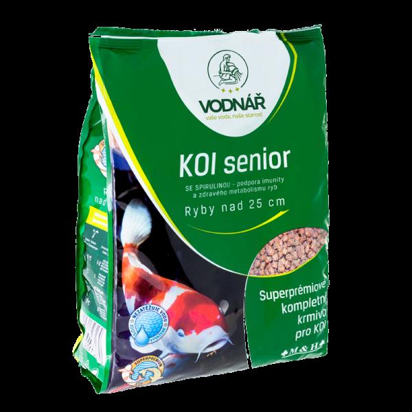Корм для карпа КОІ Senior 0,5 кг